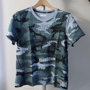 TNA Aritzia The Perfect T Shirt Printed